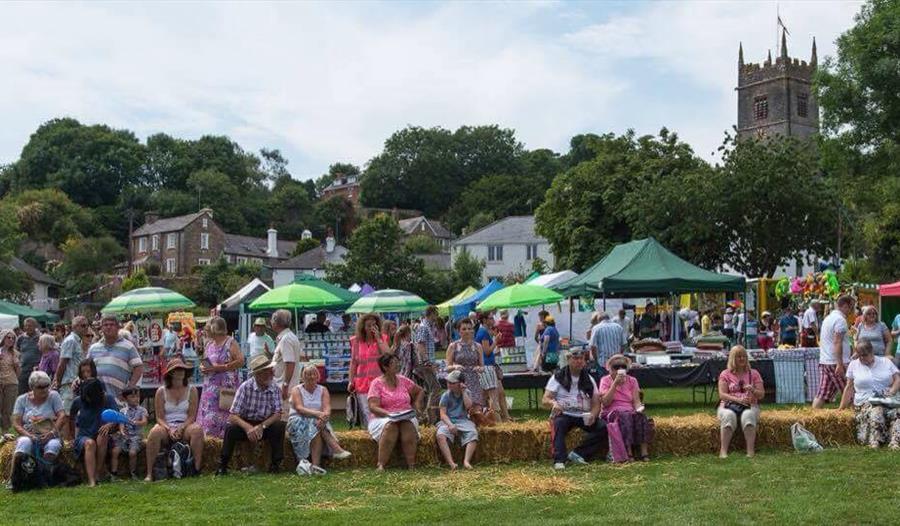 Marldon Apple Pie Fair, Paignton, Devon