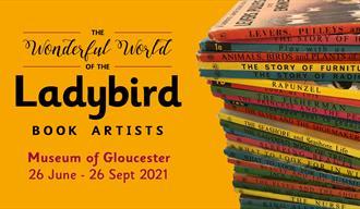 The Wonderful World of the Ladybird Artists