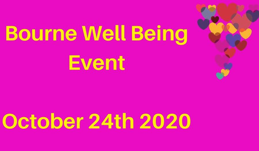 Bourne Well-being Event Image