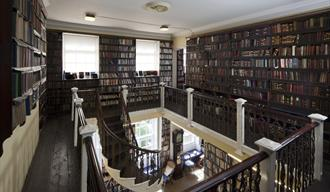 Bromley House Library Tours