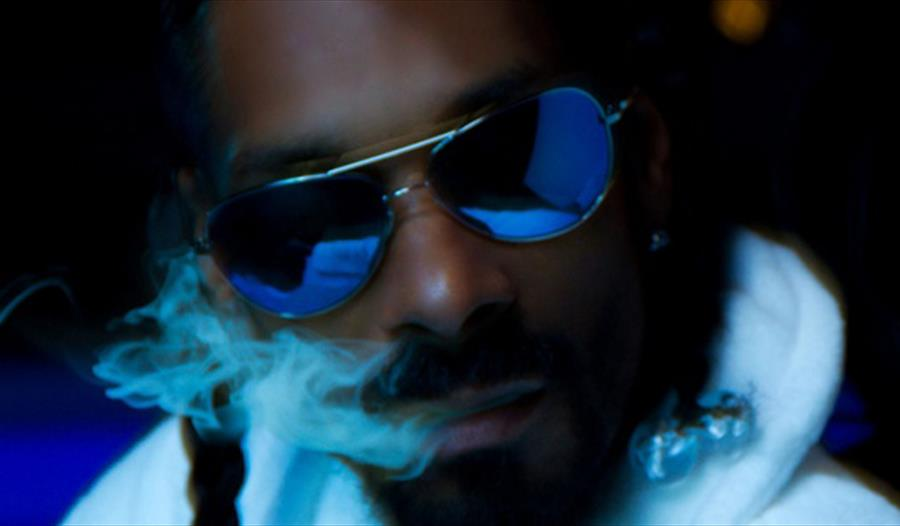 Snoop Dogg in Manchester