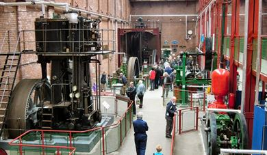Steaming Days at Bolton Museum