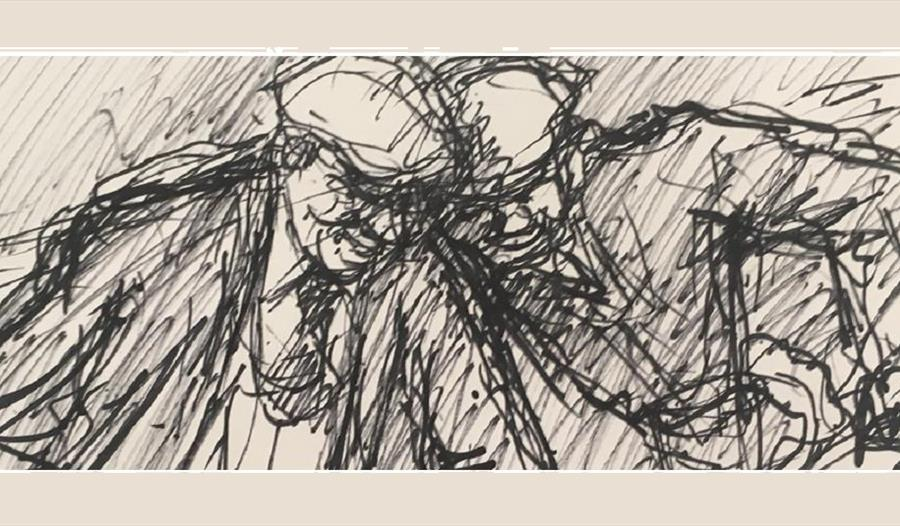 Online Exhibition: Norman Cornish: The Sketchbooks - Durham University