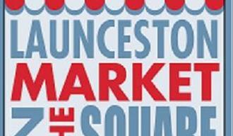 Launceston Market in The Square
