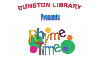 Rhyme Time at Dunston Library