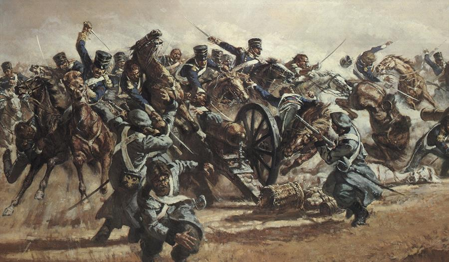 Charge! The Story of England's Northern Cavalry at Discovery Museum