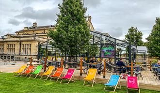 Free Live Music at The Garden Bar, Imperial Gardens
