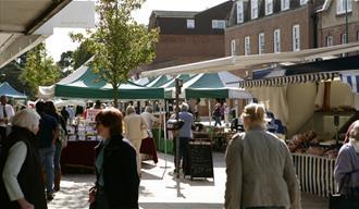 New Milton Street Market
