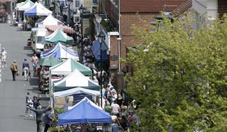 Lymington Market