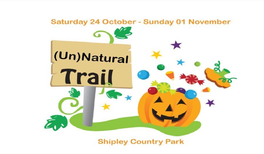 Halloween event - (Un)Natural Trail