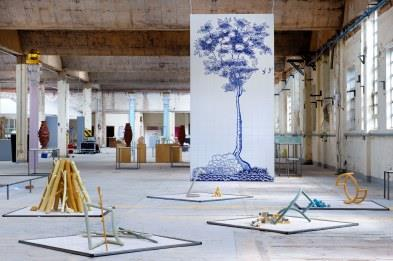 British Ceramics Biennial in Stoke-on-Trent