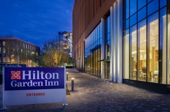 Thumbnail for Hilton Garden Inn