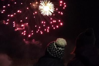 Thumbnail for Bonfire Night & Fireworks