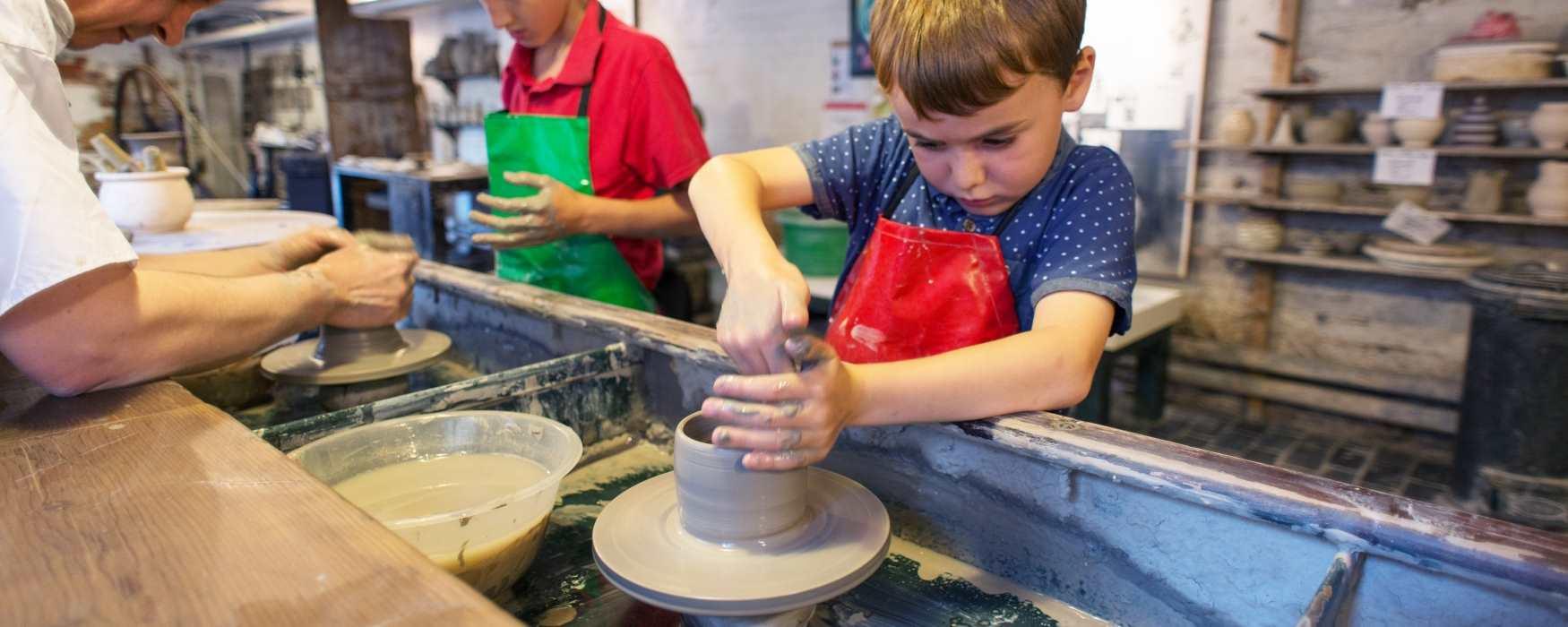 Gladstone Pottery Museum