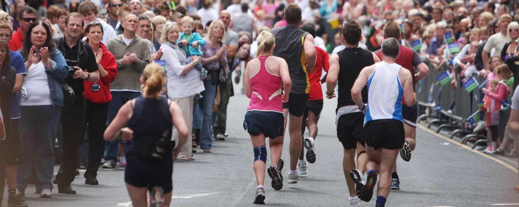 Potters 'Arf Marathon