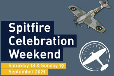 Celebrate the return of Stoke-on-Trent's restored Spitfire RW388 and the opening of its new home, the brand new Spitfire Gallery at Potteries Museum & Art Gallery, with a family-fun weekend of activity in the City Centre on 18 & 19 September.