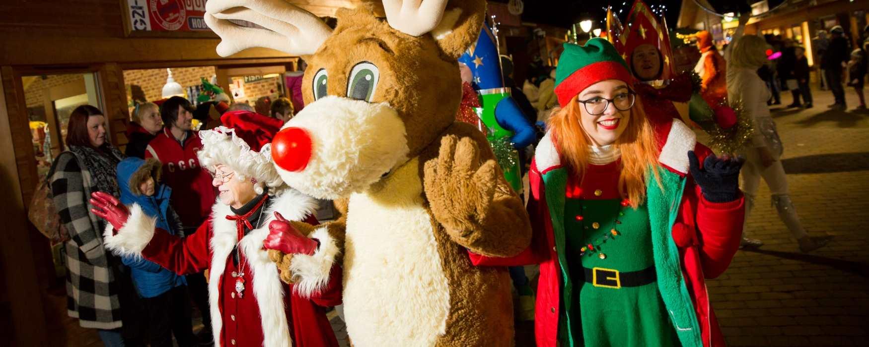 Christmas in Stoke-on-Trent