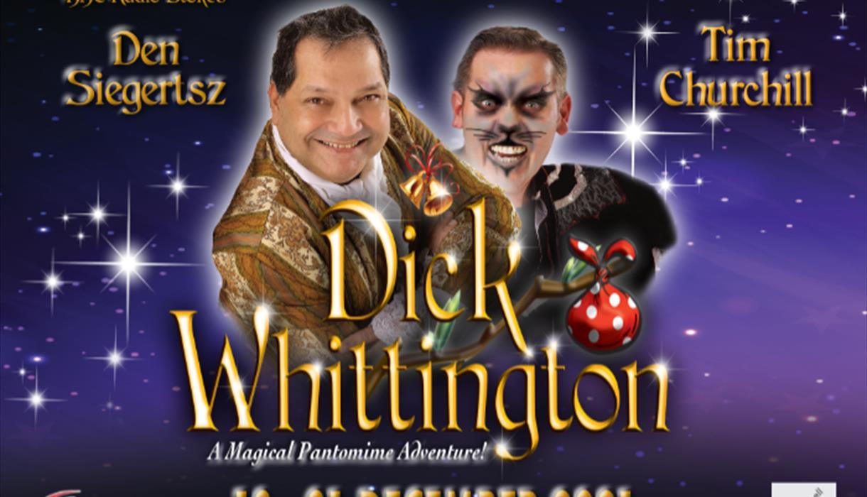 Dick Whittington - Panto