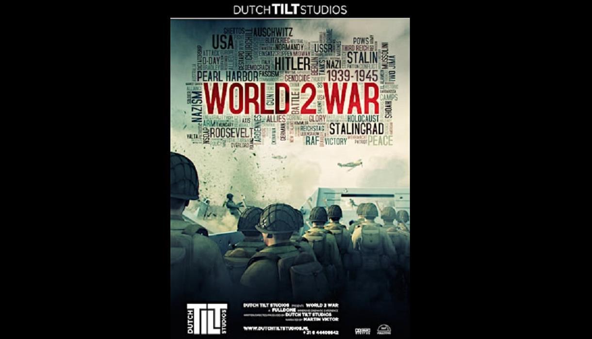 360 degree documentary World War 2