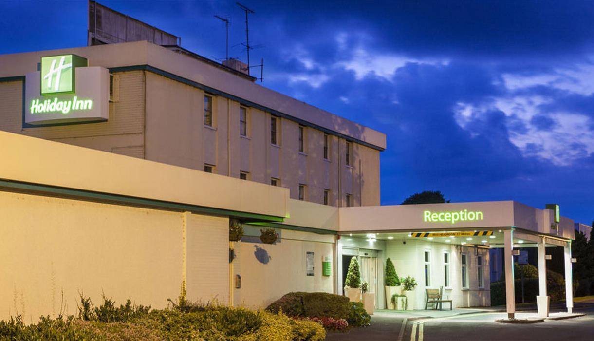 Holiday Inn Stoke-on-Trent near M6 Junct 15