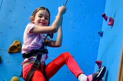 Audley Climbing Centre