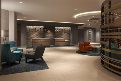 DoubleTree by Hilton Stoke-on-Trent Restaurant