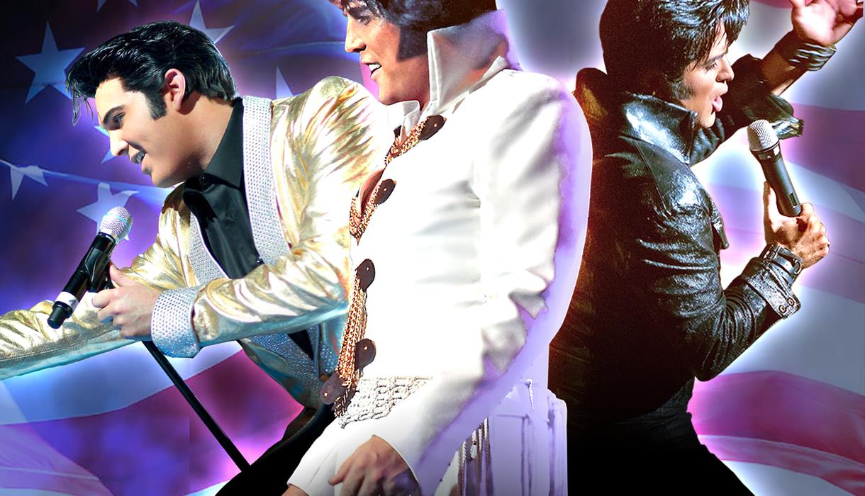 The Best Elvis Show in the World Swaps the USA for the Victoria Hall