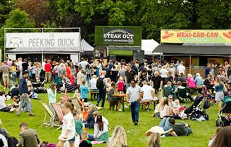 The Great British Food Festival at Trentham