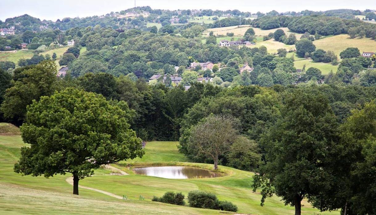 Greenway Hall Golf Club
