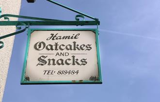 Hamil Oatcakes & Snacks