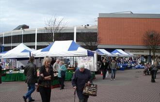City Centre Outdoor Market