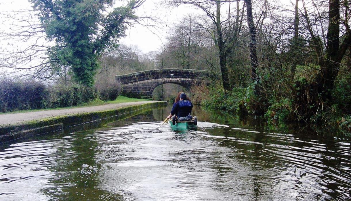 Stoke-on-Trent Heritage Canoe Trail