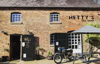 Hetty's Tea Shop