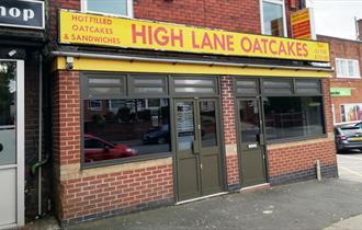 High Lane Oatcakes