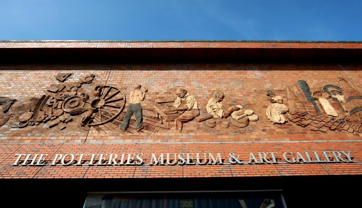 Industries of the Potteries