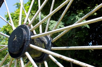 Pithead Wheel