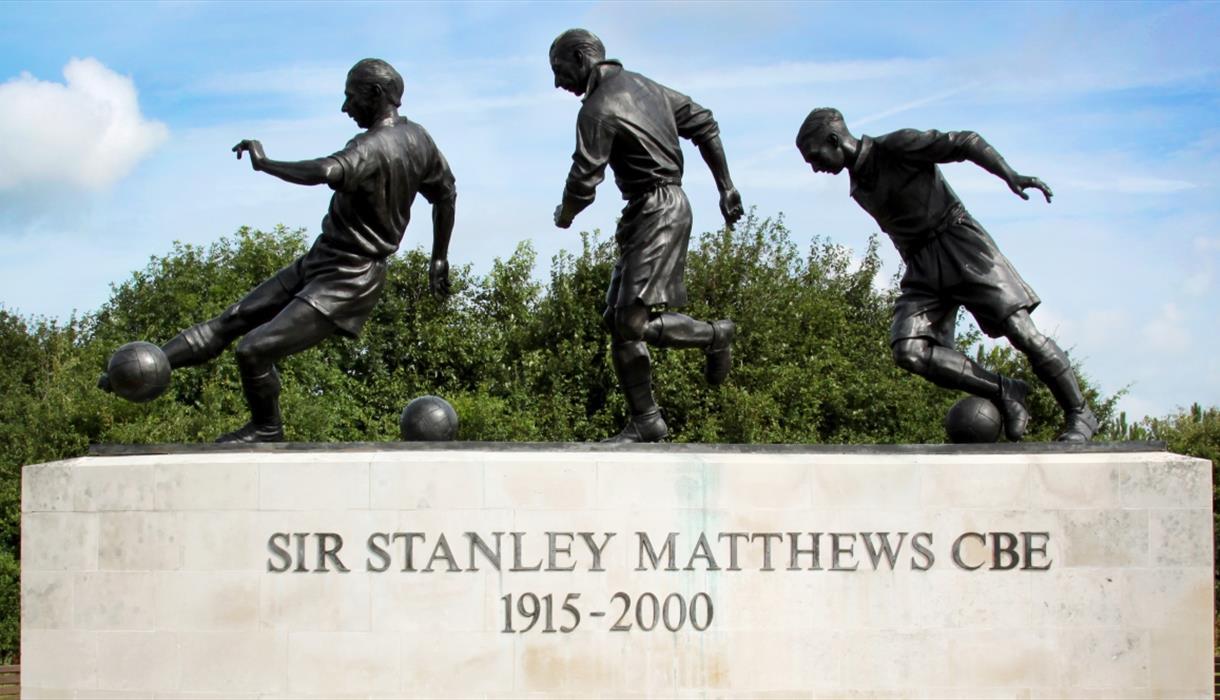 Sir Stanley Matthews