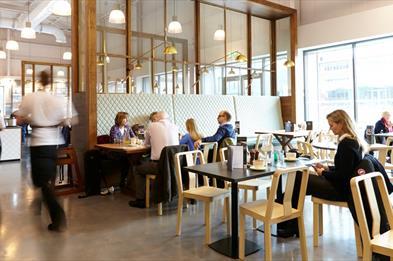 World of Wedgwood Dining Hall