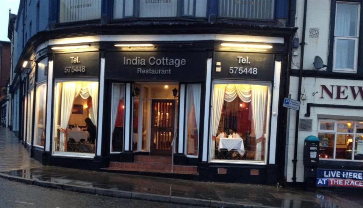 India Cottage Tandoori