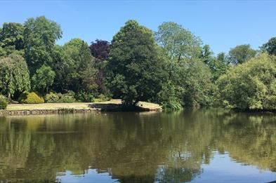 Longton Park (Queens Park)