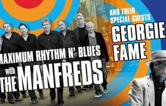Maximum Rhythm 'n' Blues with The Manfreds