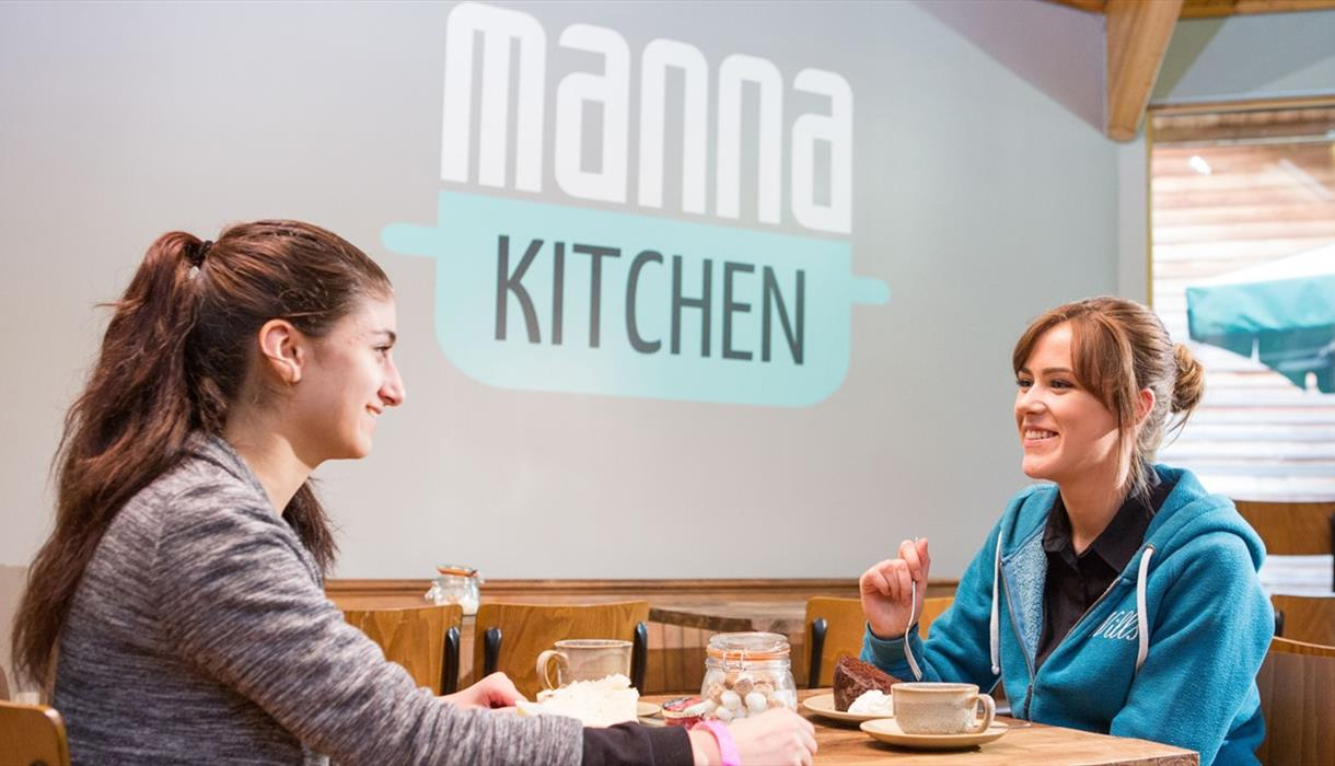 Manna Kitchen at the Trentham Estate