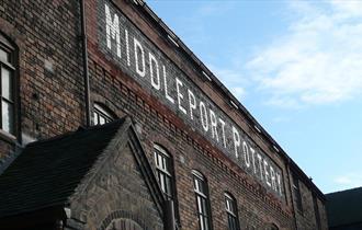 Middleport Pottery Exterior