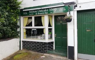 Milton Oatcake Shop & Brunch Bar