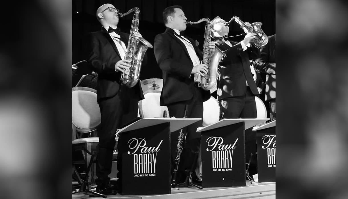 Paul Barry and his Swing Orchestra