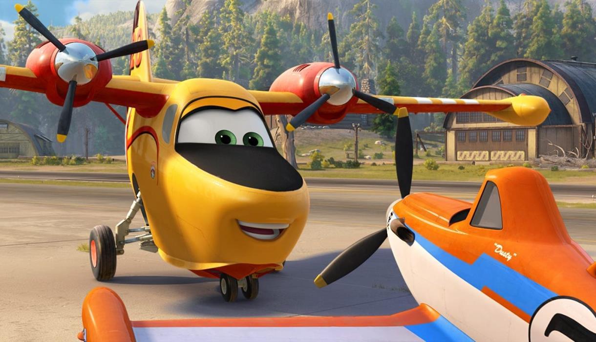 MAC FILM: Family Film Club: Planes