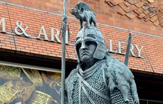 The Staffordshire Saxon