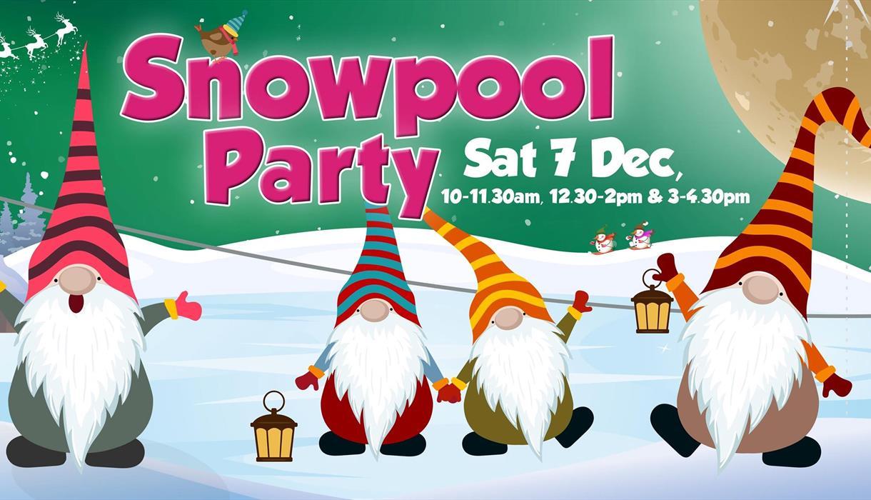 Snowpool Party