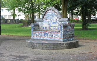 St. Peter's Community Mosaic
