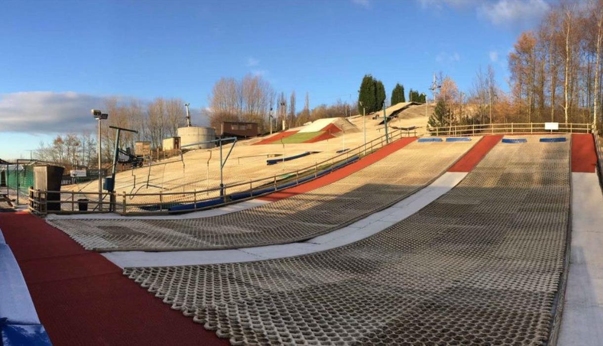 Stoke Ski Centre